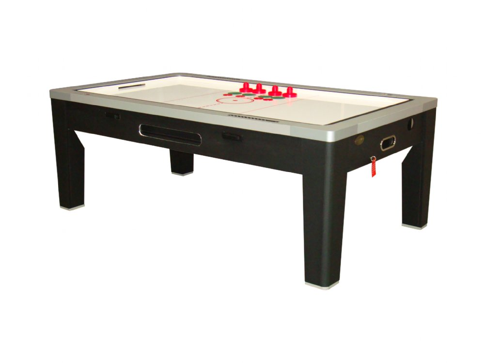 Exceptionnel 6 In 1 Multi Game Table In Black By Berner Billiards U003cbru003e FREE SHIPPING