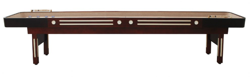Berner Billiards Premier Limited Edition Shuffleboard Table in 9