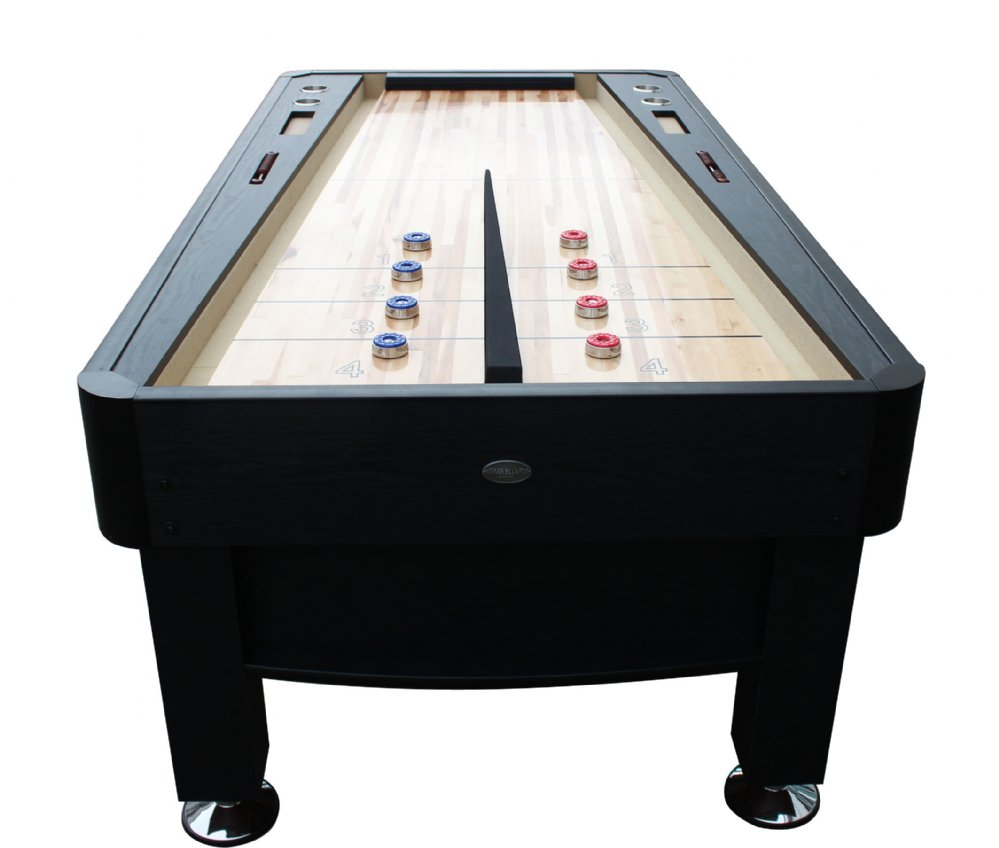 shipping berner htm by shuffleboard standard or foot in productcart billiards pc espresso the detail cherry free table