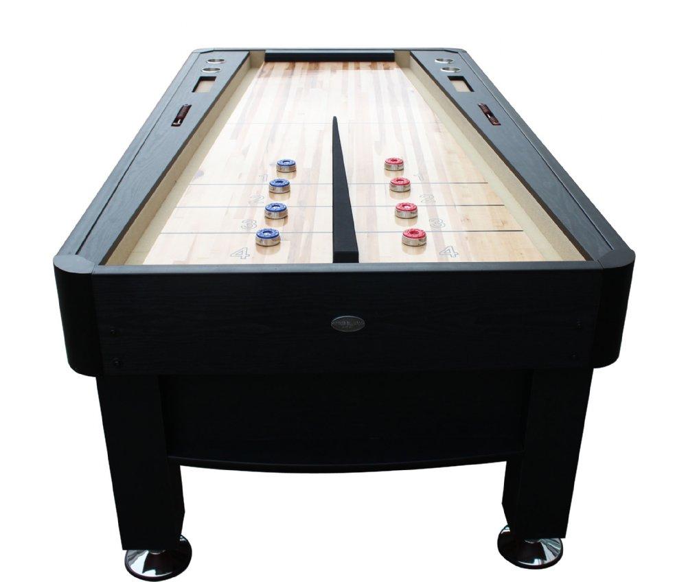 ricochet shop ft warehouse surface shuffleboard table pool bounce back