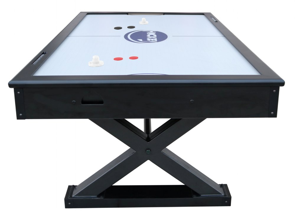 The X Treme 7 Foot Air Hockey Table By Berner Billiards In