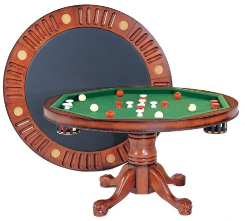 Convert Pool Table Dining Table ... Game Table by Berner Billiards: Bumper Pool, Poker & Dining Table