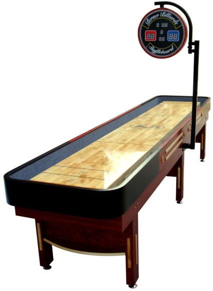 12 foot shuffleboard table shuffle board the pro new for 12 foot shuffle board table