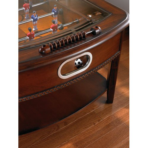 chicago gaming signature foosball coffee table (model 0110)