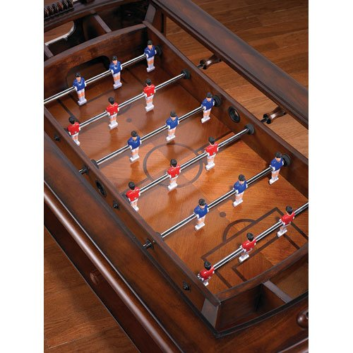 2 In 1 Signature Game Table: Foosball U0026 Coffee Table By Chicago Gaming