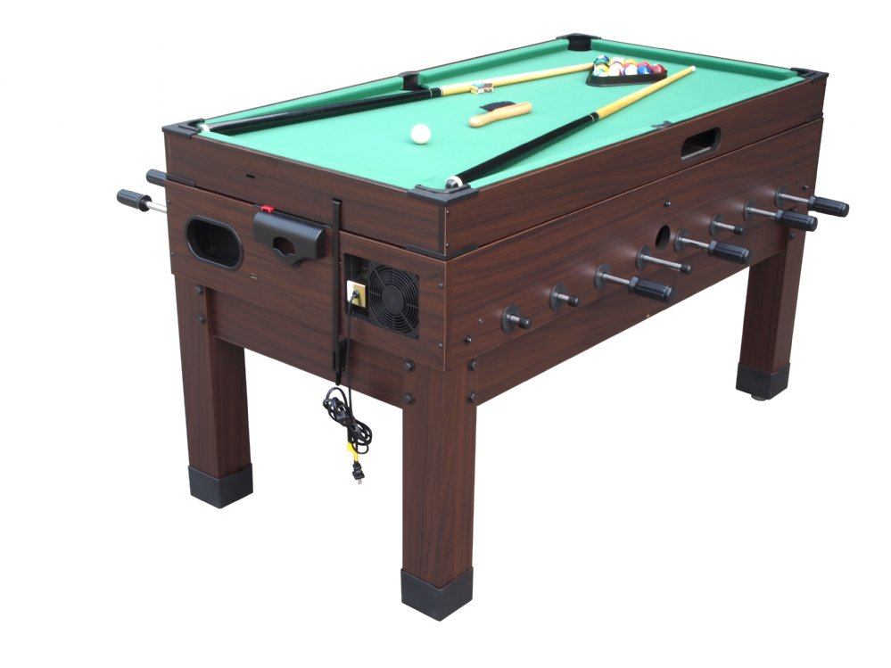 13 In 1 Combination Game Table In Espresso The Danbury