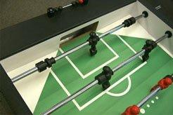 Man Goalie Retrofit Conversion Kit - Single goalie foosball table