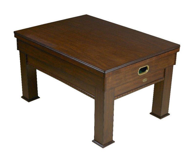 3 In 1   Rectangular SLATE Bumper Pool, Card U0026 Dining Table In Walnut By  Berner Billiards FREE SHIPPING
