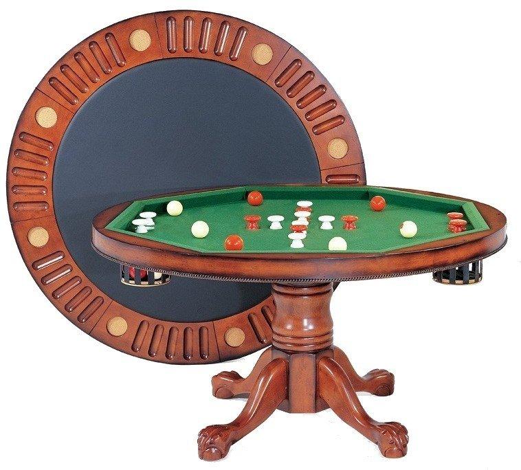 Bumper Pool Game Room