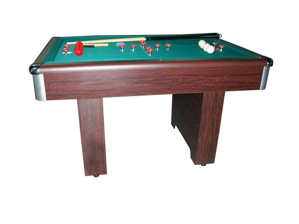 Slate Bumper Pool Table In Walnut By Berner Billiards FREE SHIPPING