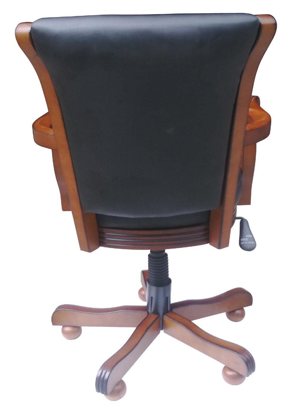 chair conversion convert your caster chairs into non rolling. Black Bedroom Furniture Sets. Home Design Ideas