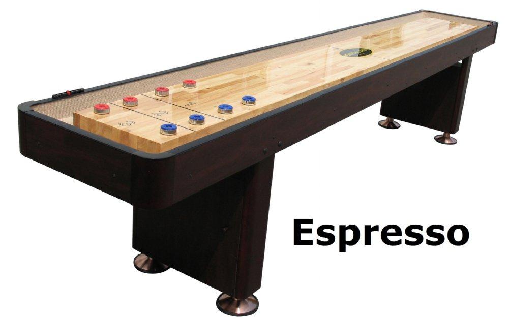 Shuffleboard Table Berner Billiards Foot Shuffleboard Table The - 12 foot shuffleboard table for sale