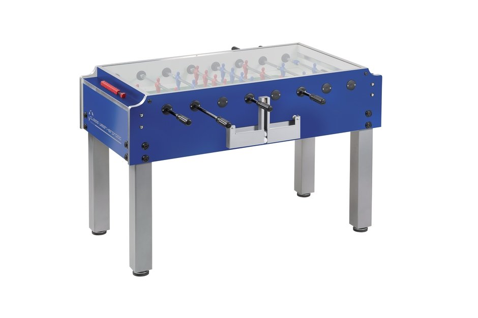 Garlando Class Weatherproof / Outdoor Foosball Table With Top Glass FREE  SHIPPING