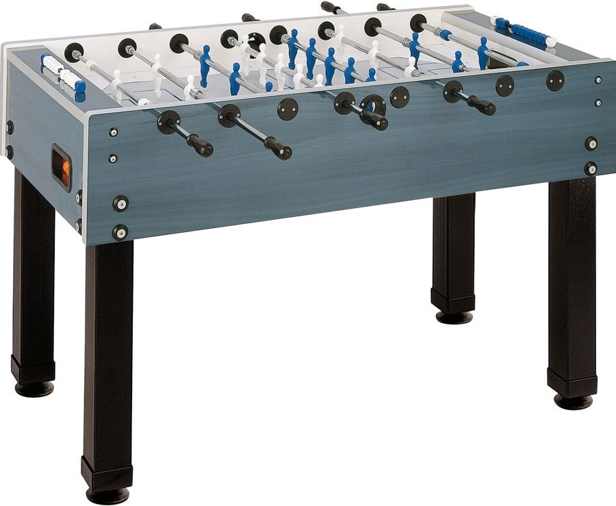 Garlando G 500 Blue Weatherproof / Outdoor Foosball Table U003cbru003eFREE SHIPPING