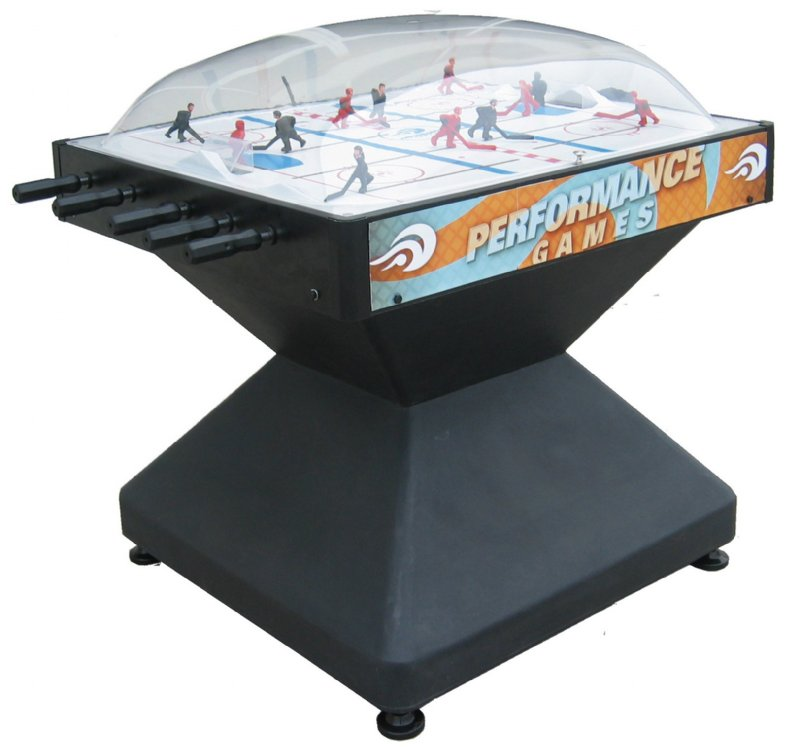 Ice Boxx Deluxe Dome Hockey By Performance Games U003cBRu003eFREE SHIPPING
