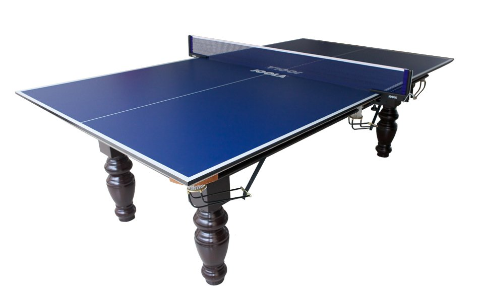 Joola ping pong pool table conversion top with foam backing table tennis - Table billard ping pong ...