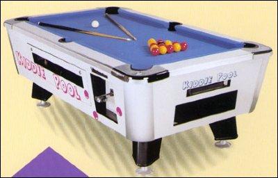 Kiddie Pool Table Coin Op By Great American FREE SHIPPING - Great american pool table