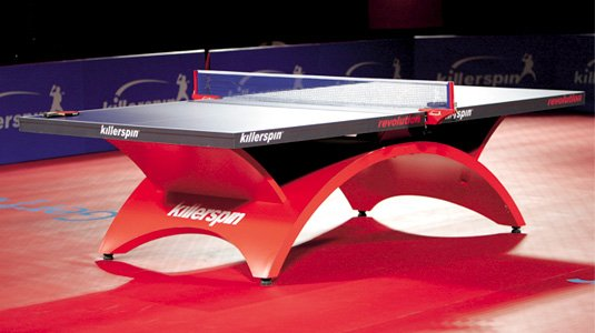 Killerspin Revolution Table Tennis Ping Pong 301 13 0