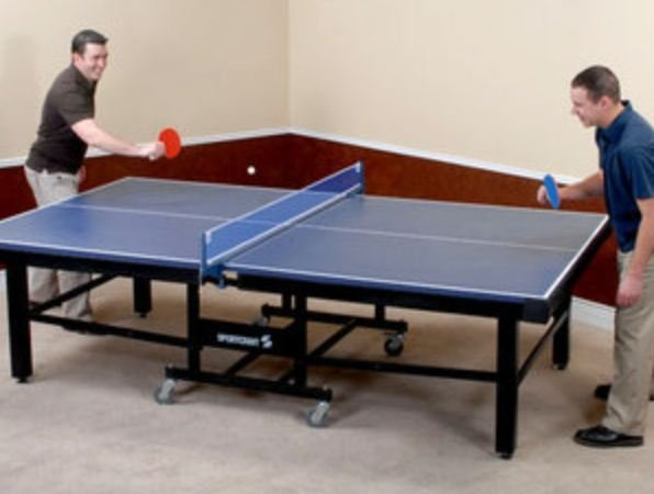 Sportcraft Mariposa Blue Top Table Tennis Ping Pong