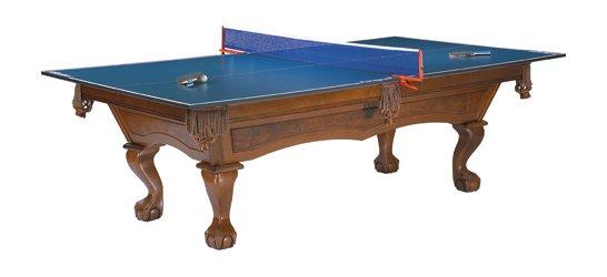Killerspin Paragon Table Tennis / Ping Pong Conversion Top   Blue Or Black  FREE SHIPPING