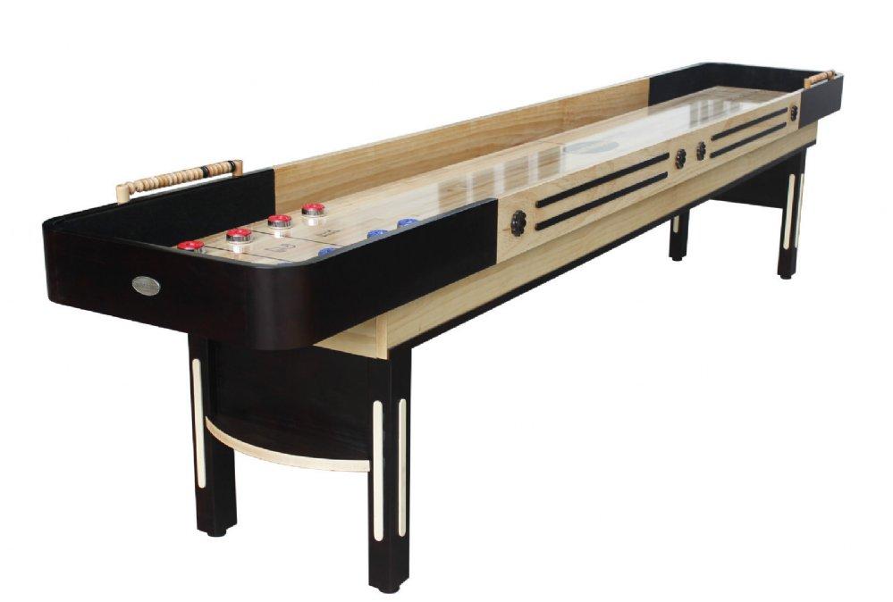 Berner billiards premier limited edition shuffleboard for 12 foot shuffleboard table dimensions