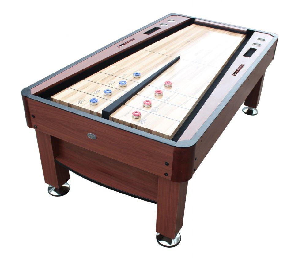 Rebound Model Shuffleboard Table by Berner Billiards ...