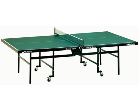 Butterfly Space Saver 22 Rollaway Table Tennis / Ping Pong U003cBRu003eFREE SHIPPING