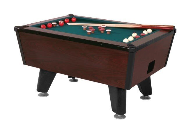 Tiger Cat Slate Bumper Pool Table By Valley FREE SHIPPING