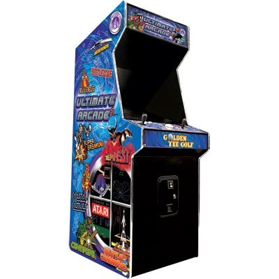 Ultimate Arcade 2 Video Game Machine ~ 100 Games DISCONTINUED