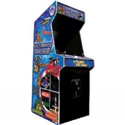 ultimate arcade machine