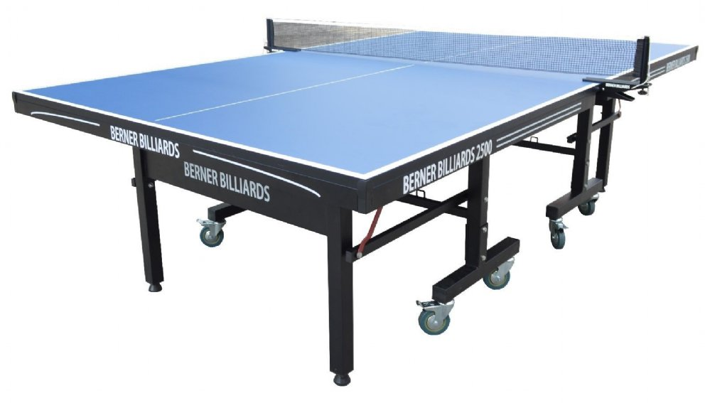 2500 Table Tennis / Ping Pong Table by Berner Billiards FREE