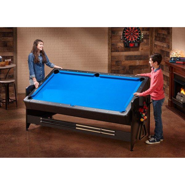 Fat Cat Pockey 3 In 1 Pool Air Hockey Ping Pong Table At Gametables4less Com Sku 64 1053 Ups 719265556411