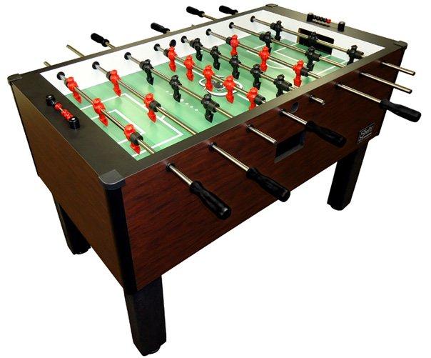 Shelti Pro Foos II Standard Foosball Table Model CSBFM Gold - Foosball table cost